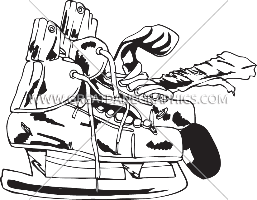 svg free stock Hockey Skates Drawing at GetDrawings