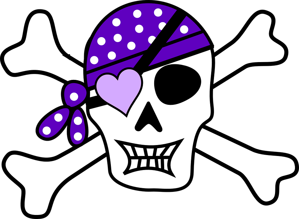 clipart royalty free download Pirate Skeleton Clipart at GetDrawings
