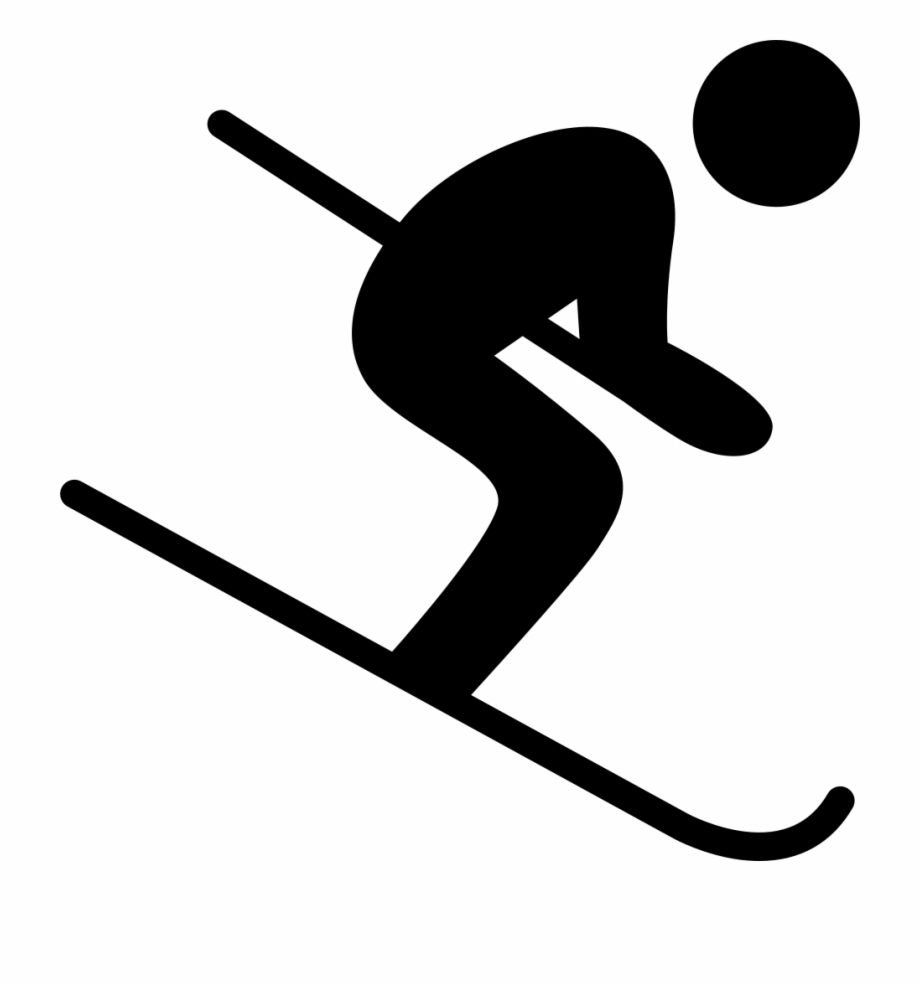 jpg royalty free stock Skiing pole icon png. Ski clipart.