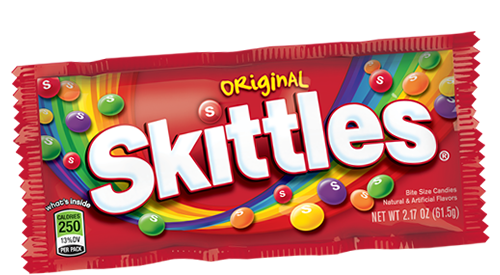 clipart royalty free library Wrapper trendnet. Skittles drawing