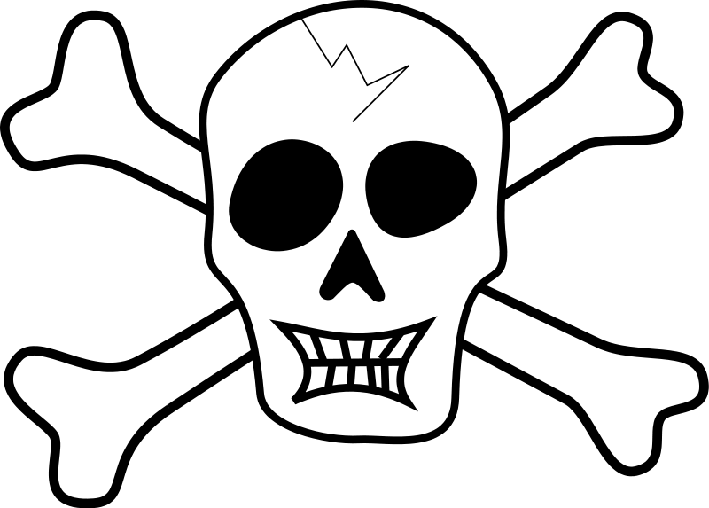 graphic transparent download And crossbones free stock. Valkyrie drawing skull