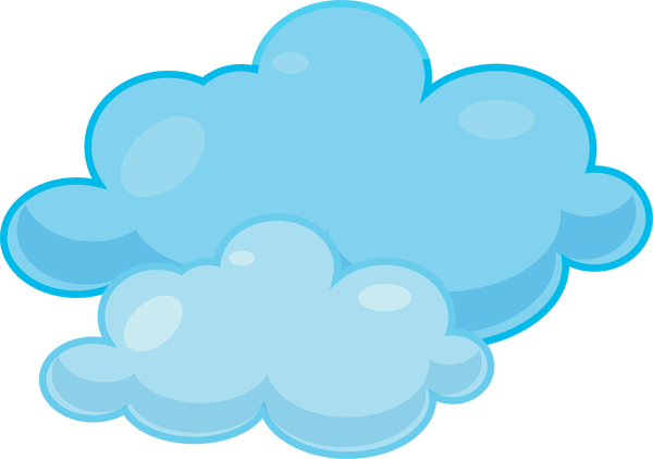 vector free library Cloud clip art free. Cloudy clipart.