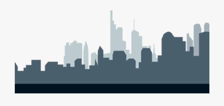 jpg black and white Skyline clipart. New york city clip.