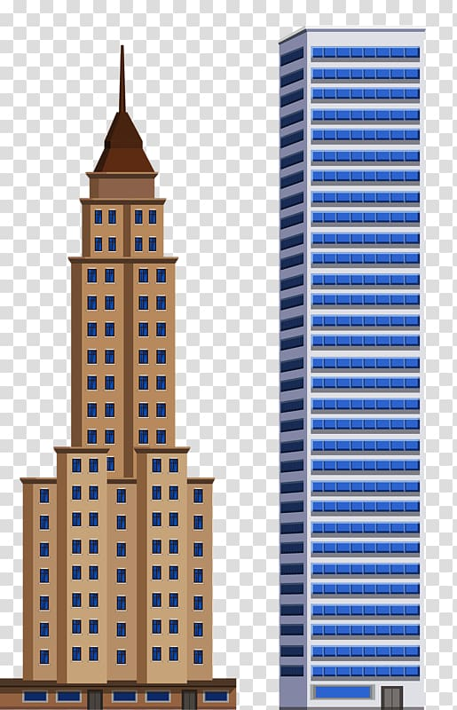 image library library Architecture skyscrapers transparent background. Skyscraper clipart.