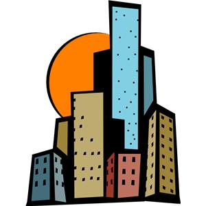 graphic free library Skyscraper clipart. Free cliparts download clip.