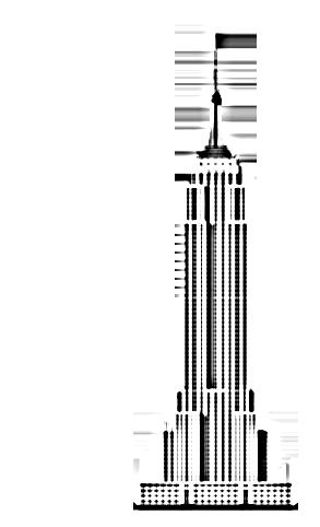 clip stock Drawn Skyscraper sky scraper
