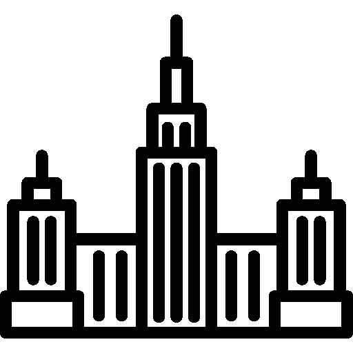 vector royalty free library skyscraper clipart building construction #83247883