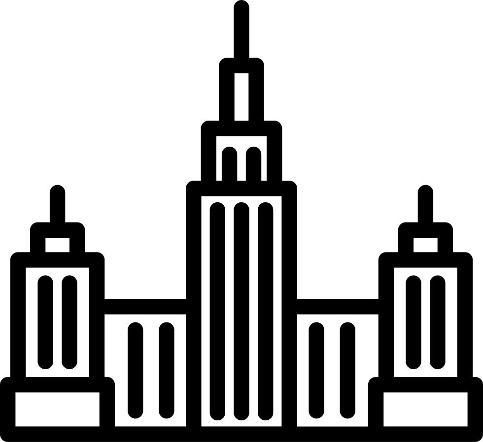 clip art Skyscraper Svg Png Icon Free Download