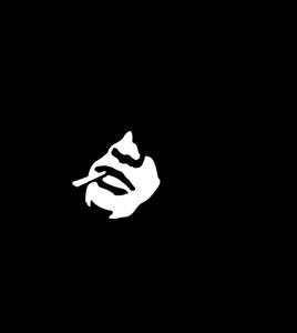 banner black and white library Slash Logo Vectors Free Download