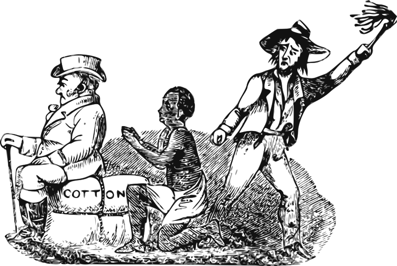 clipart free African american slave clipart