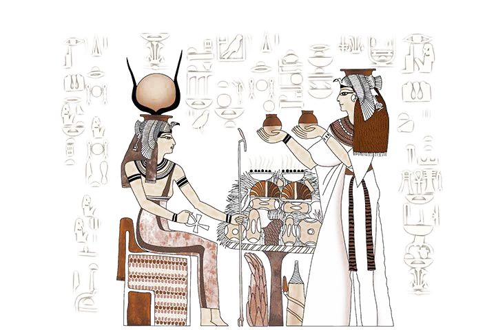 image free Woman costume transprent png. Slavery drawing.
