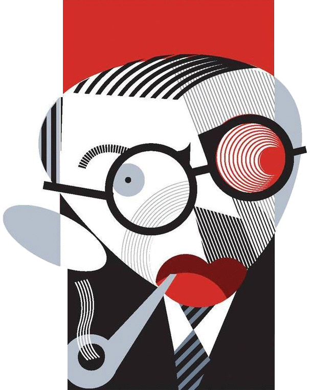 svg black and white library slavery drawing existentialism #103188371