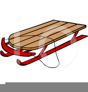image freeuse library Sled clipart. Dog free images at.