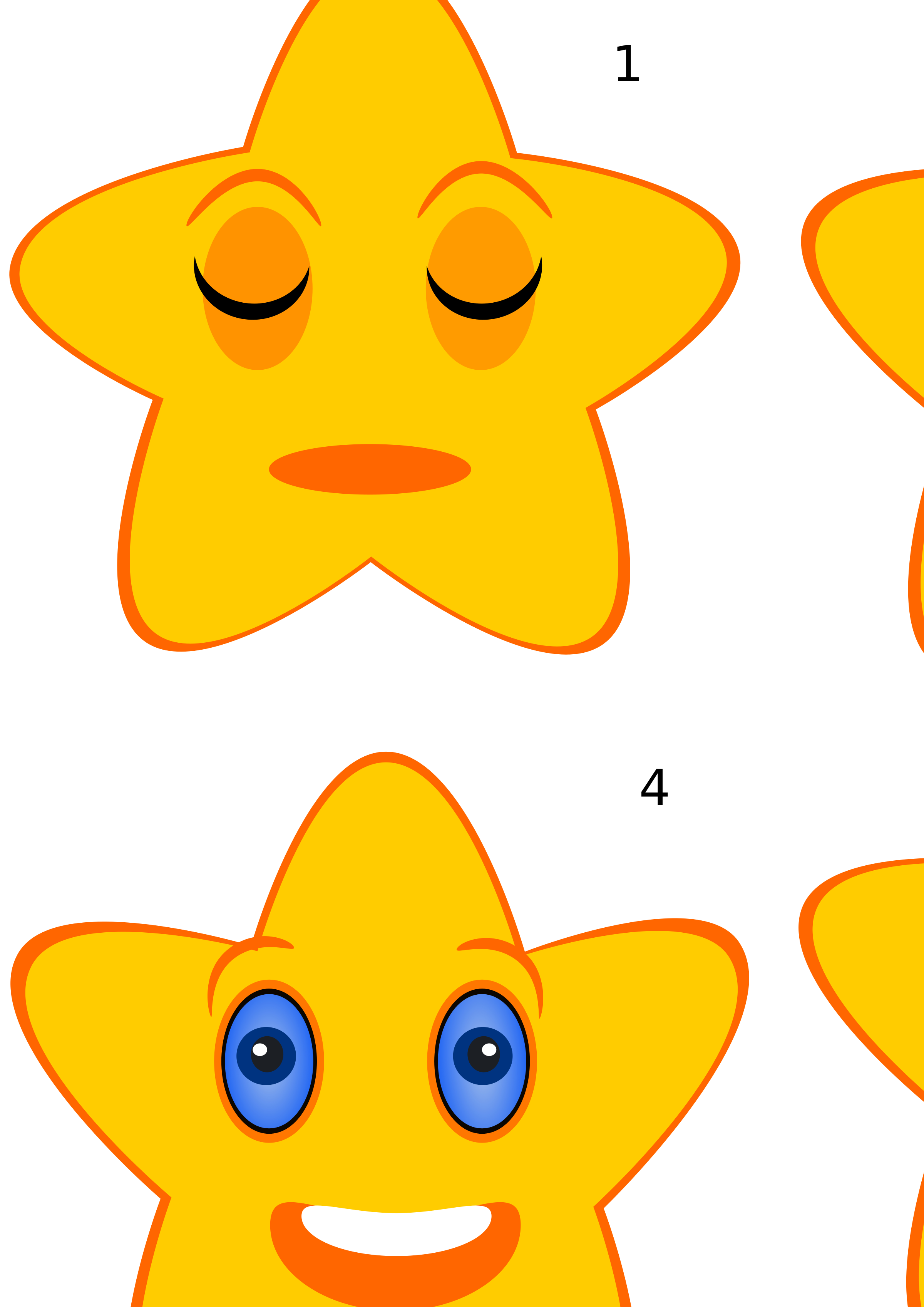 svg royalty free download Animated sleeping star big. Waking clipart gets up