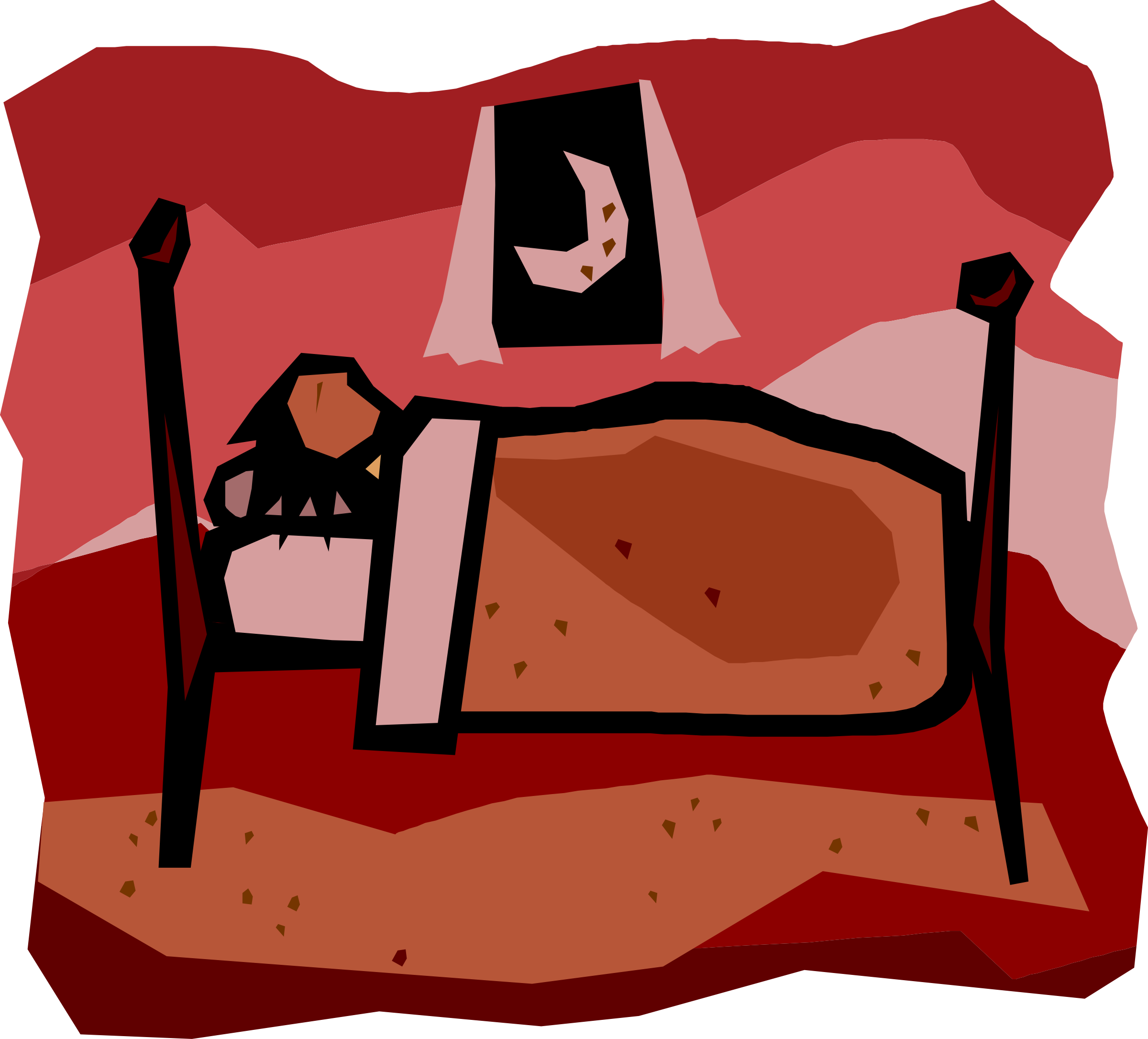 graphic library library A person sleeping Icons PNG