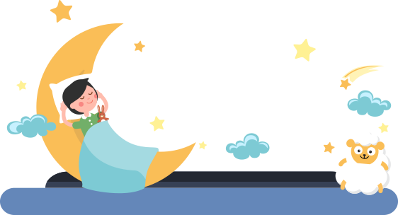 graphic transparent Sleep well live better. Waking clipart refreshed