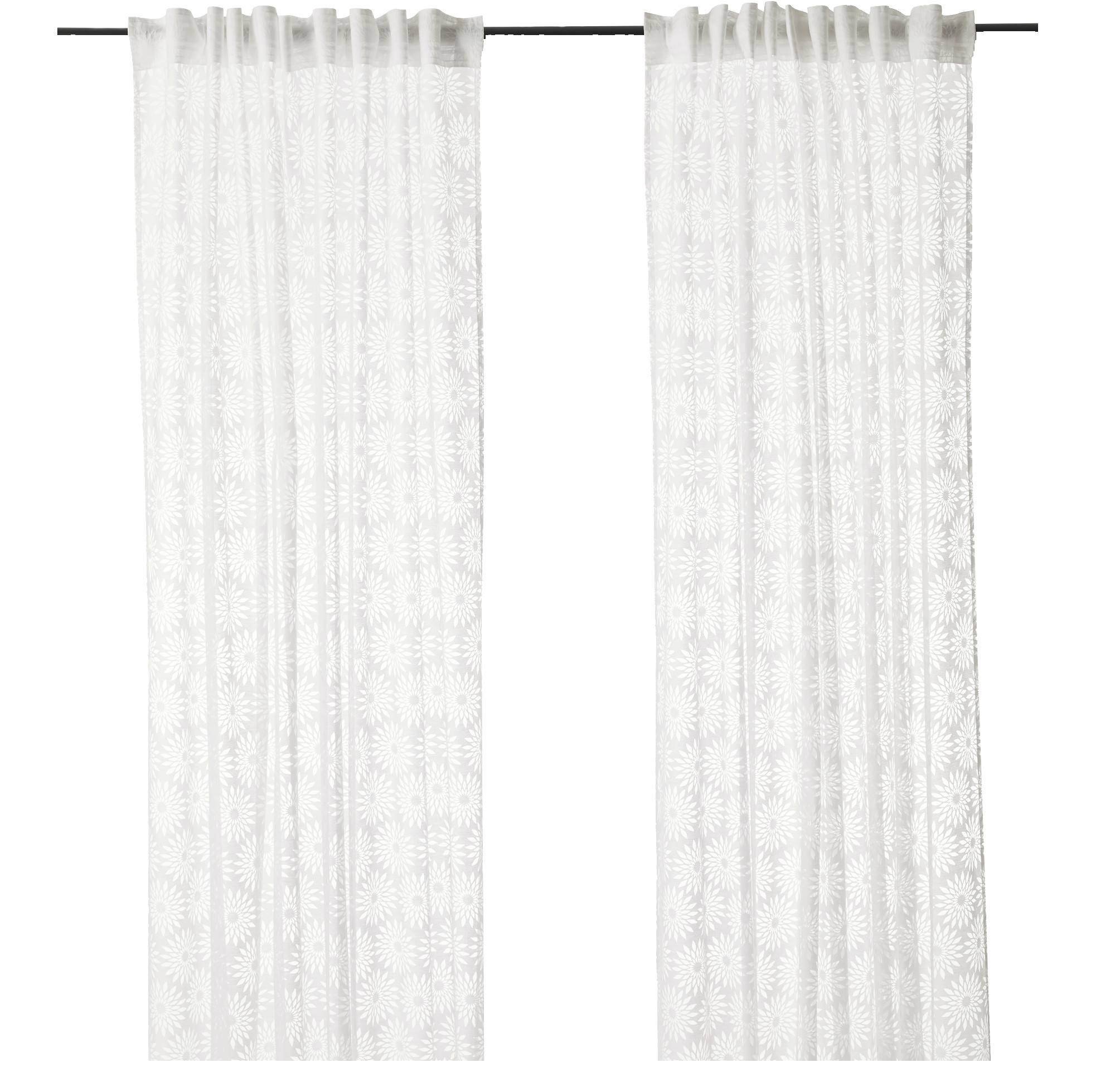 banner library stock Curtains