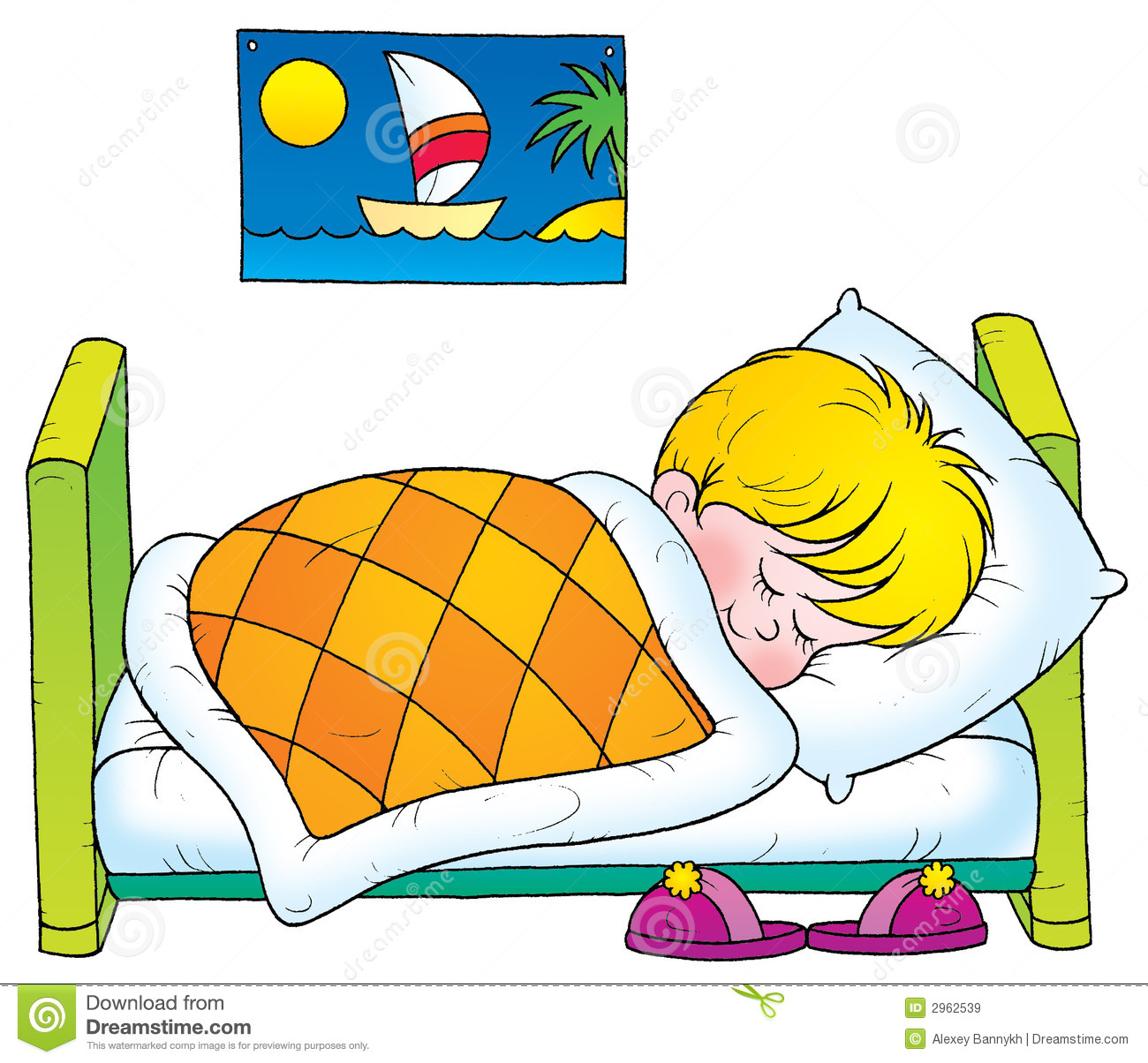 clip royalty free stock Physical need . Kids sleeping clipart