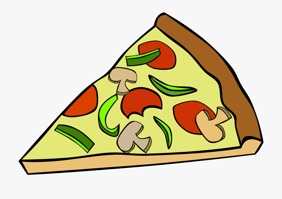 banner freeuse library Slice of clipart. Pizza no background .