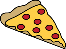 picture transparent stock pizza slice clipart pepperoni pizza slice clip art pepperoni pizza