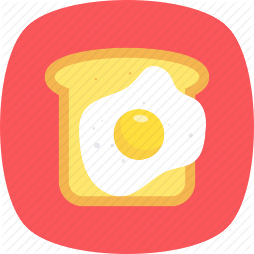 picture transparent Slice clipart fry. Iconfinder app by vectors