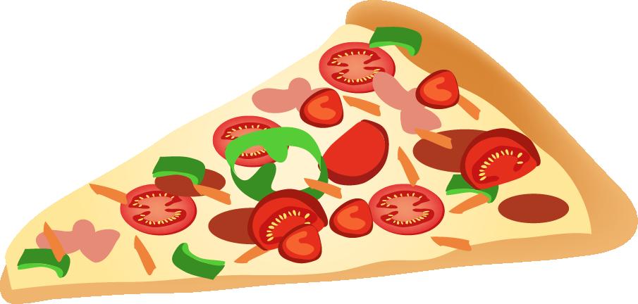 clip art free download vector pizza transparent #108223565