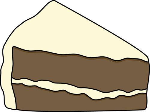 svg library library Clip art cake . Slice of clipart.