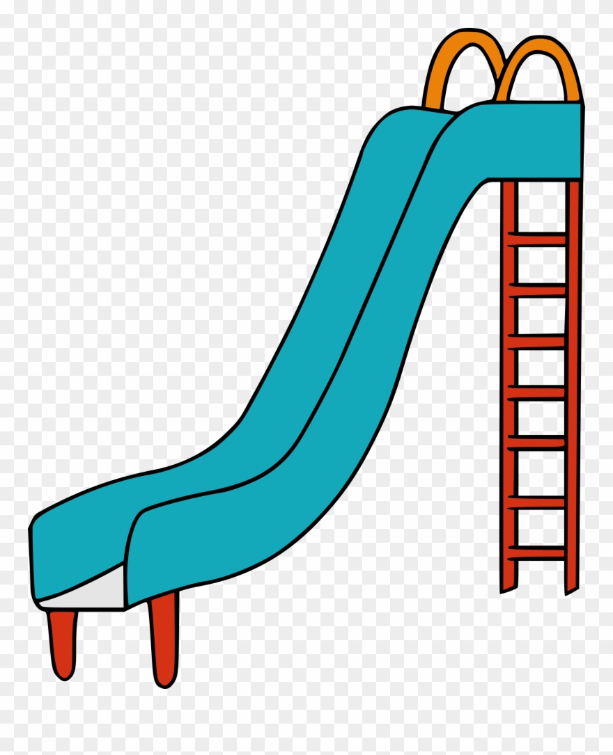 svg free library Slide clipart. Playground png download .
