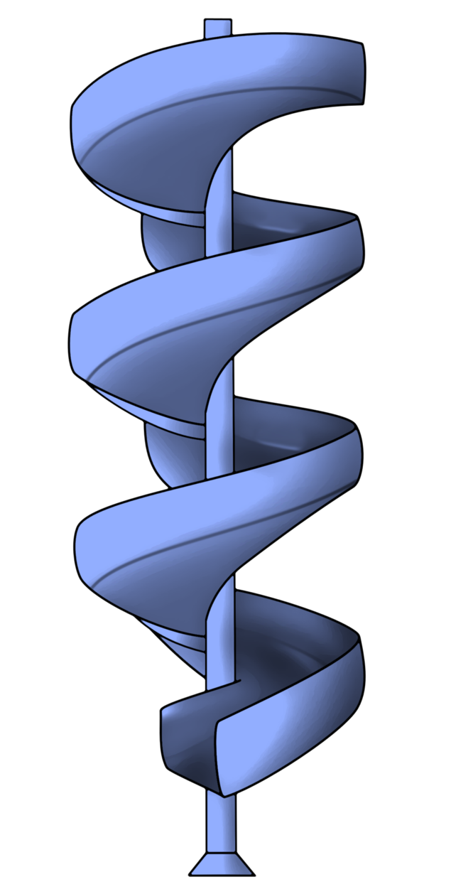clipart freeuse library Spiral Slide by Reitanna