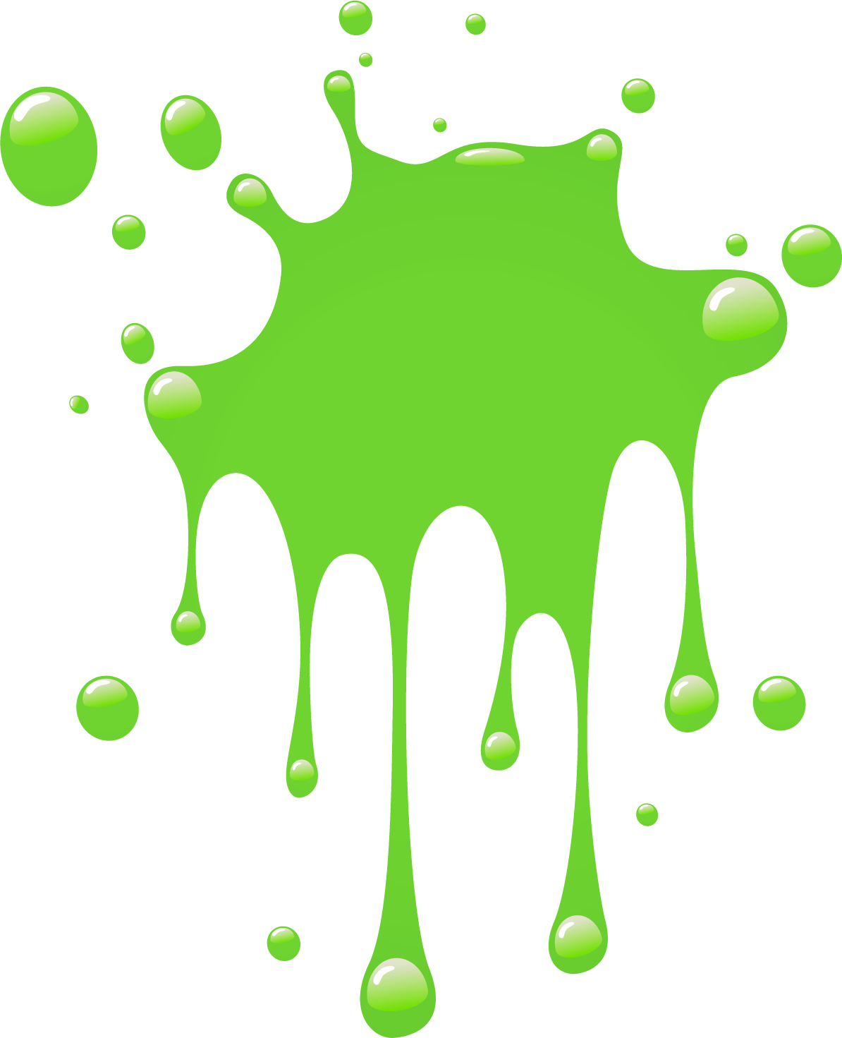 clip art black and white library drips vector gooey #95974111