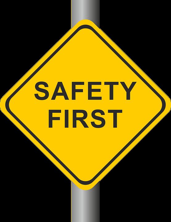 jpg black and white Construction safety clipart. Roller skating tips lanham.