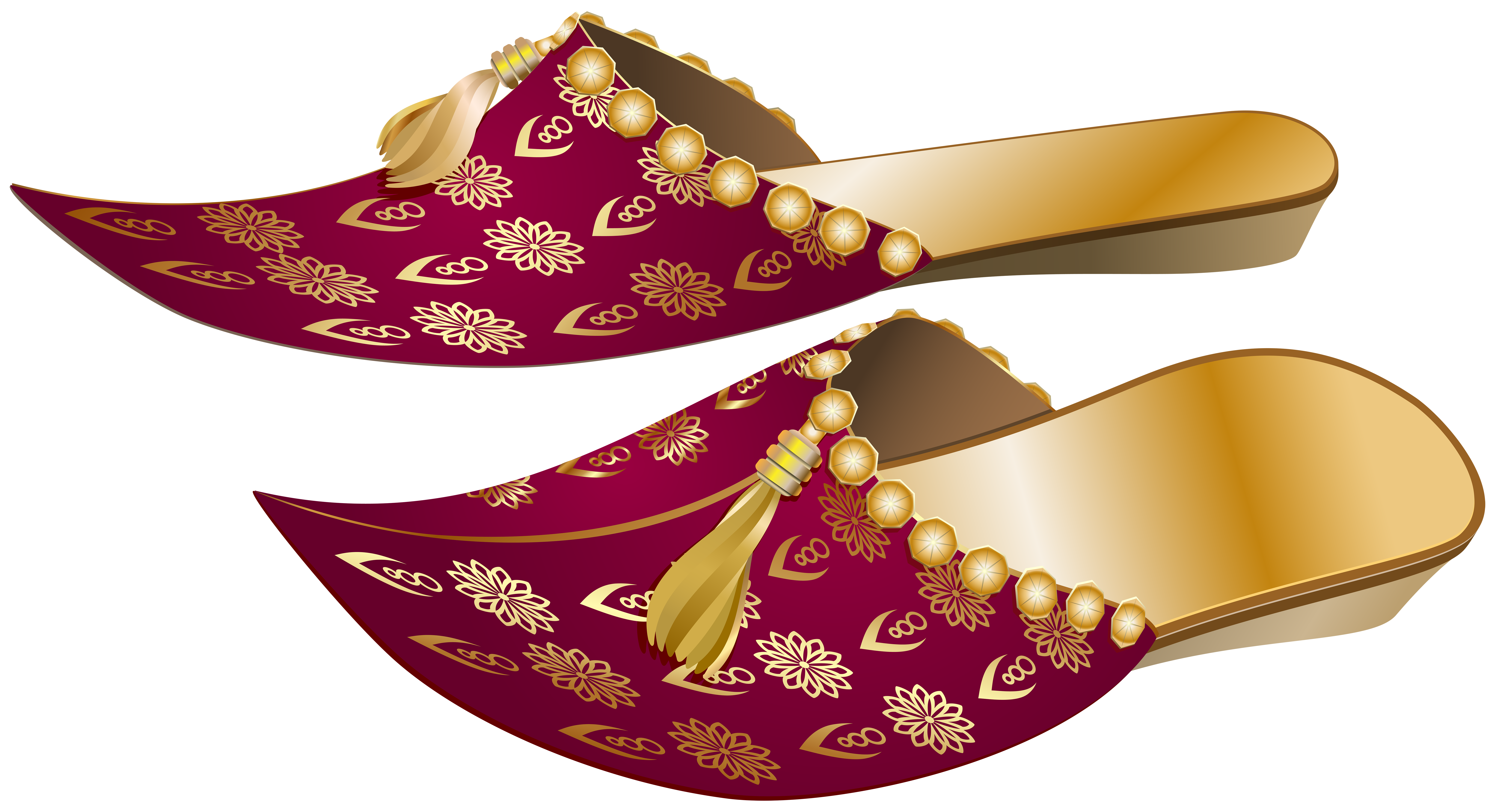 banner free download Slippers clipart. Arabian png clip art.