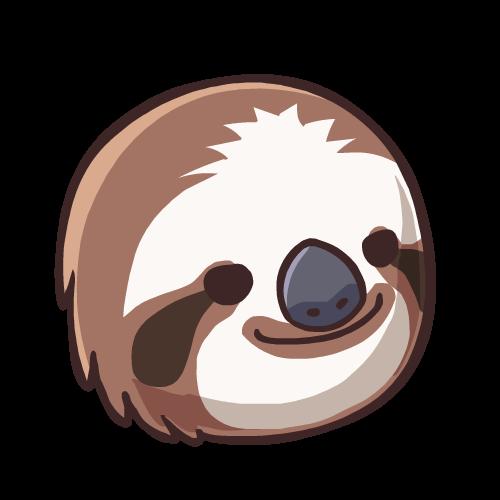 clip art transparent clip art free sloth