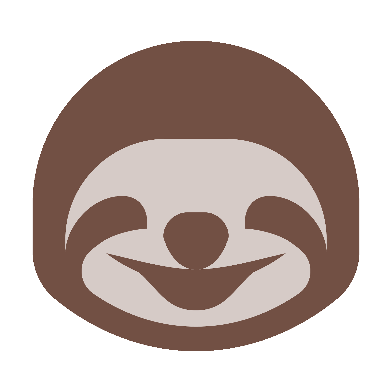 jpg library download Sloth Icon