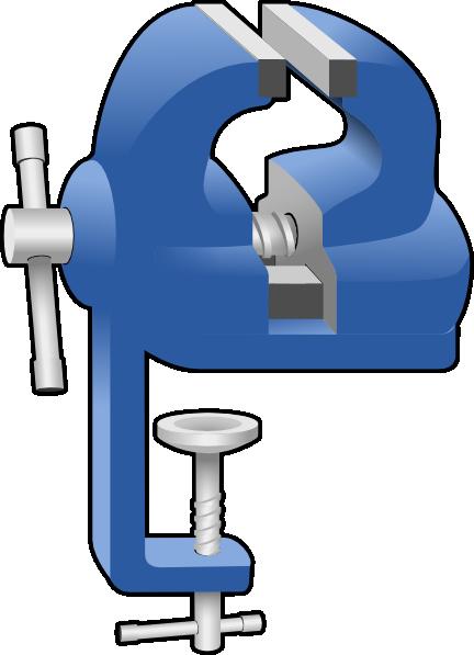 banner transparent download Clamp Clip Art at Clker