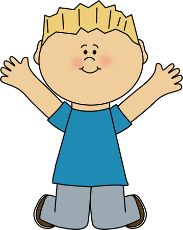 image free Boy cilpart amazing design. Kids jumping clipart.