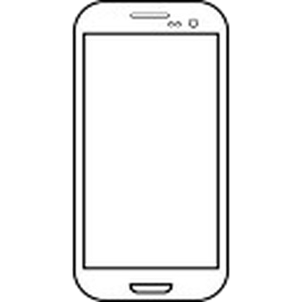 svg free download Phone free on transparent. Smartphone clipart.