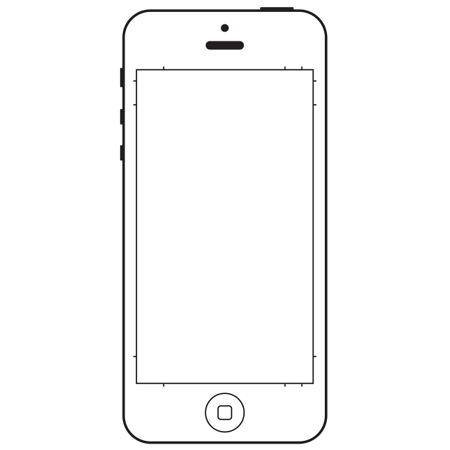 picture transparent download iPhone Stamp for UI Sketching