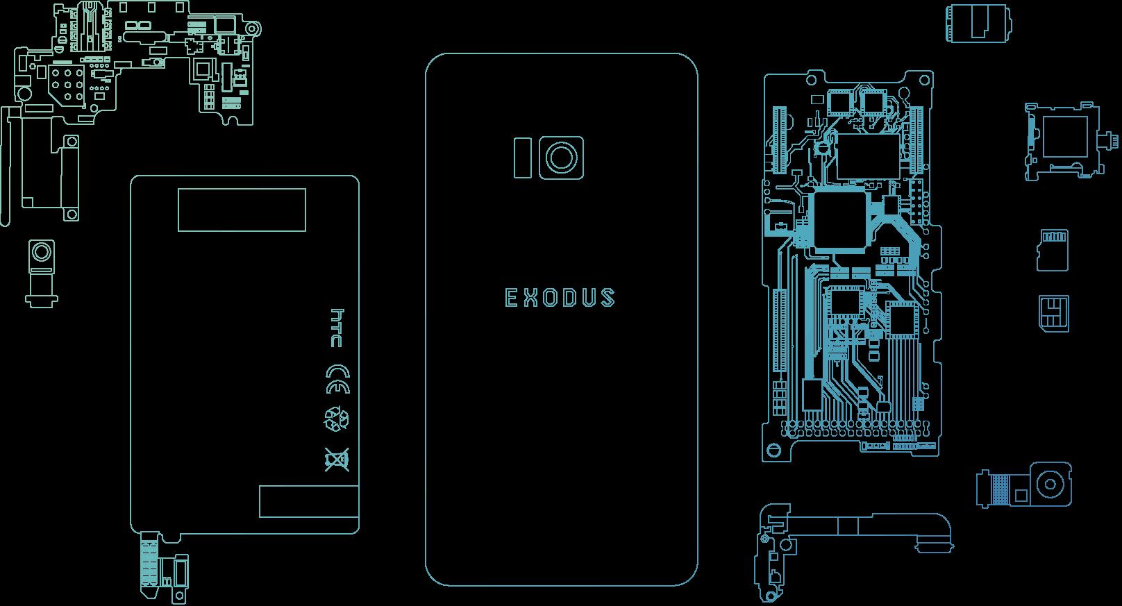 image download HTC Exodus