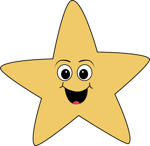 picture black and white download Happy face star clip art happy face star image