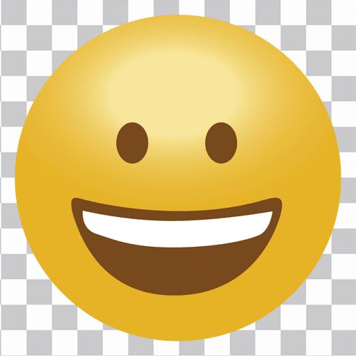 freeuse download Vector emojis transparent background. Happy emoji emoticon png