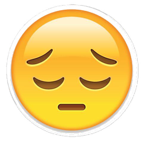 clip art transparent library Sad Emoji PNG Images Transparent Free Download