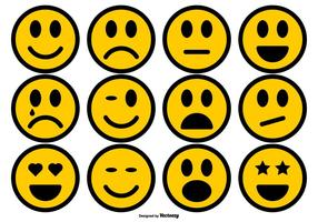 svg free library Smiley face free art. Vector emojis downloadable