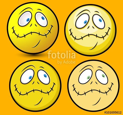 png transparent Smiley vector lip. Stitched face emoji stock
