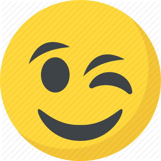 clipart free library Smiley vector winking. By vectors market emoji