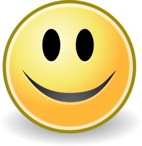 clipart transparent stock Keep . Smiling clipart.
