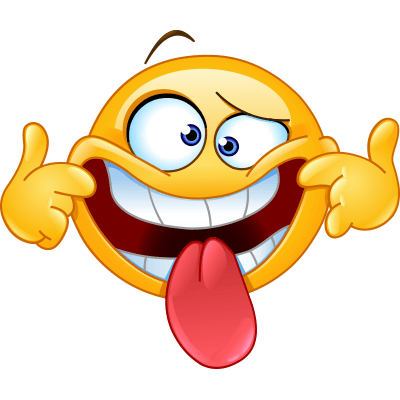 clip black and white download Yes clipart smiling face. Cheeky smiley emoticons emoticon