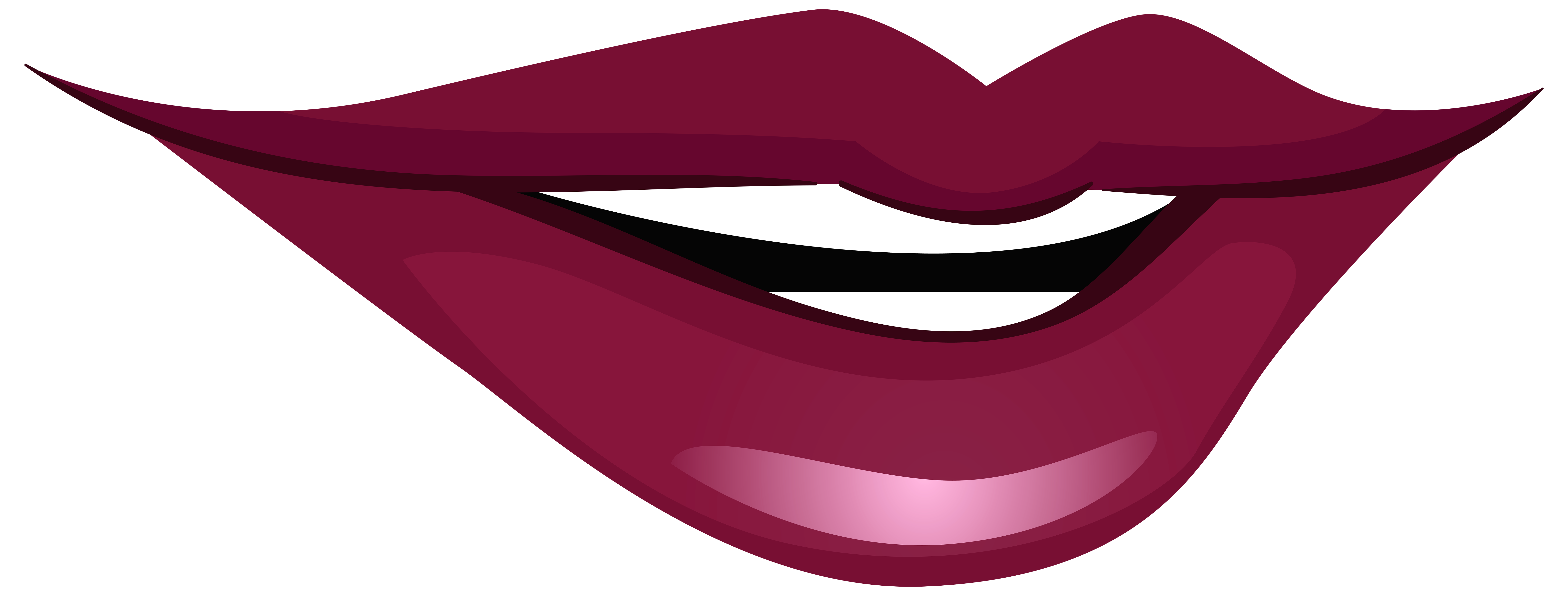 royalty free library Mouth png clip art. Smiling clipart red