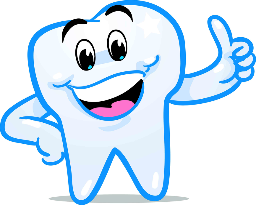 svg stock Vector dental happy tooth. Free smile teeth clipart