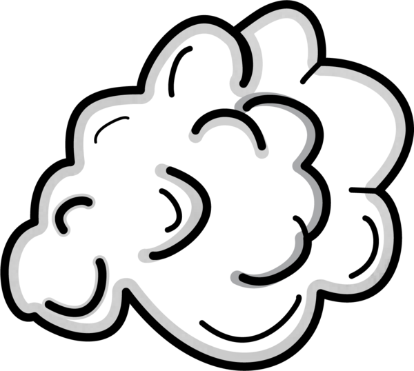 banner Smoke clipart black and white. Rocket left right